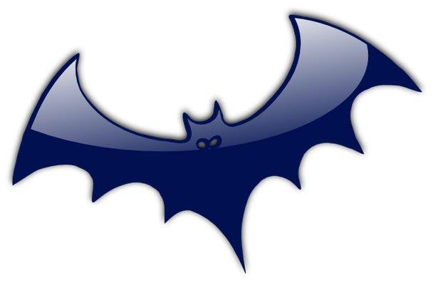 free halloween clipart bats - photo #6